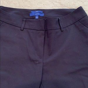 Apt 9 Trousers size 10 Navy Classic!